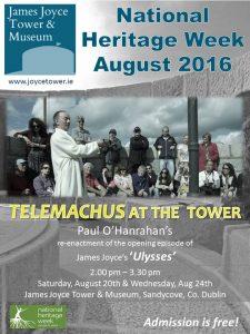 Telemachus flier